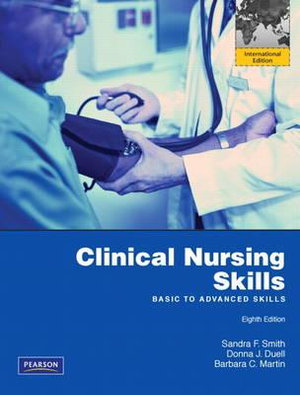 Cover of Clinical Nursing Skills Pearson International Edition