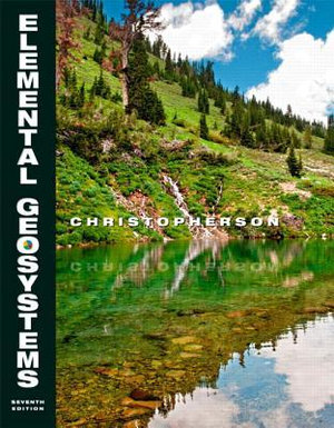 Cover of Elemental Geosystems