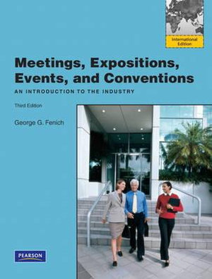 Cover of Meetings, Expositions, Events, and Conventions