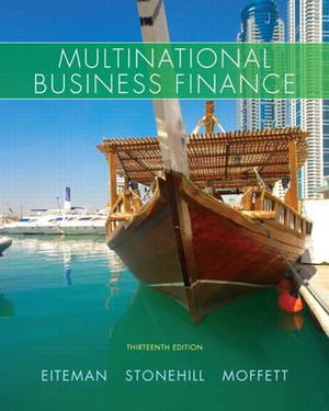 Cover of Multinational Business Finance