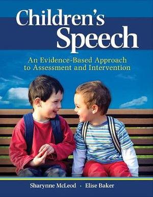 Cover of Children's Speech