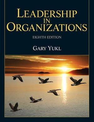 Cover of Leadership in Organizations