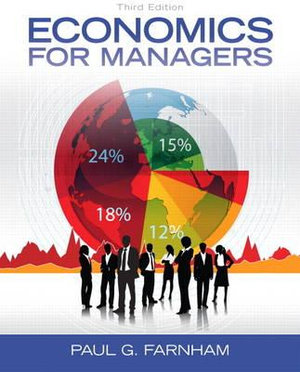 Cover of Economics for Managers