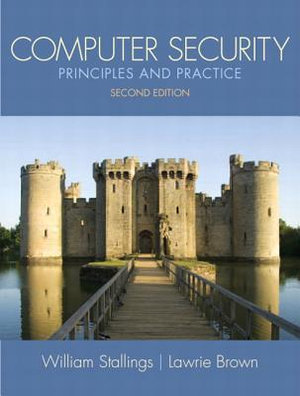 Cover of Computer Security: Principles and Practice