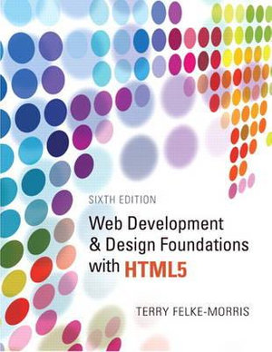 Cover of Web Development and Design Foundations with HTML5
