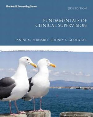 Cover of Fundamentals of Clinical Supervision