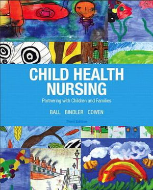 Cover of Child Health Nursing