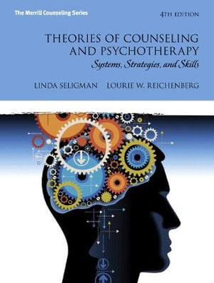 Cover of Theories of Counseling and Psychotherapy