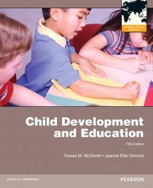 Cover of Child Development and Education Pearson International Edition