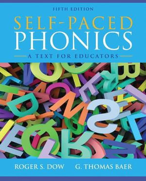 Cover of Self-Paced Phonics