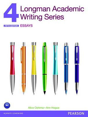 Cover of Longman Academic Writing 4