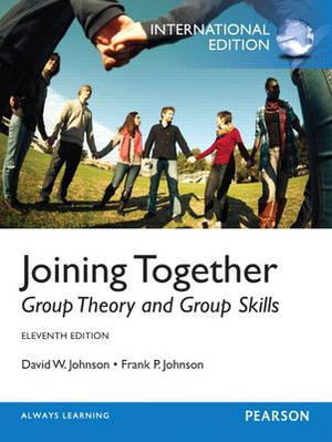 Cover of Joining Together: Group Theory and Group Skills Pearson International   Edition