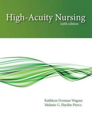 Cover of High-Acuity Nursing