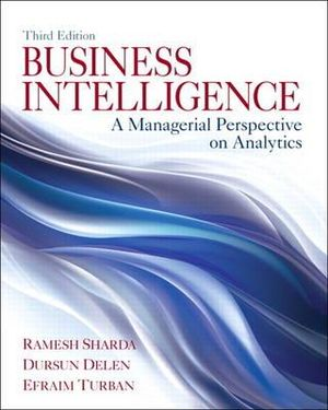 Cover of Business Intelligence