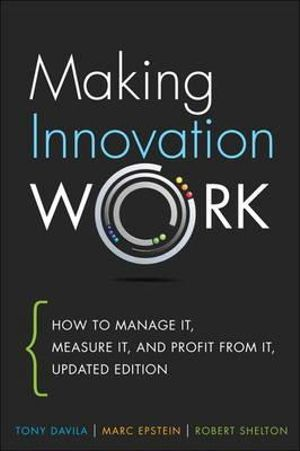 Cover of Making Innovation Work