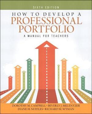 Cover of How to Develop a Professional Portfolio