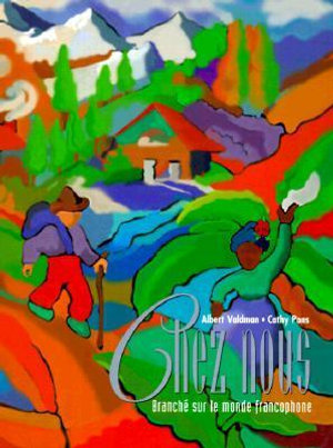 Cover of Chez nous