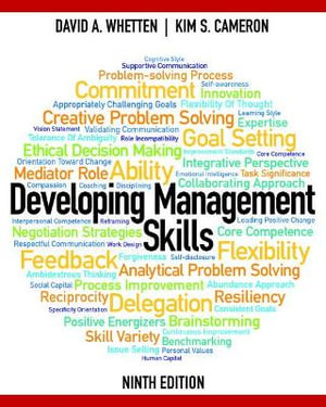 Cover of Developing Management Skills