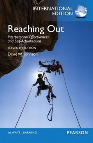 Cover of Reaching Out