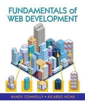 Cover of Fundamentals of Web Development