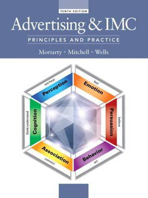 Cover of Advertising & IMC