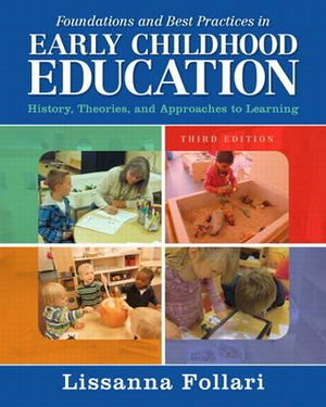 Cover of Foundations and Best Practices in Early Childhood Education