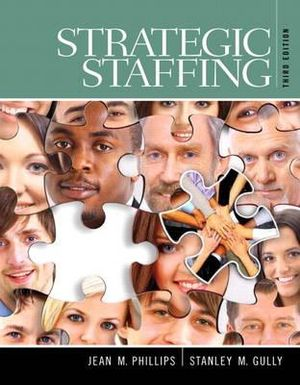 Cover of Strategic Staffing
