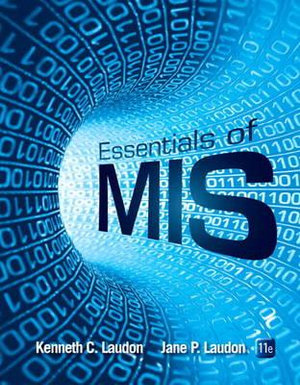 Cover of Essentials of MIS