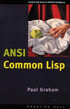 Cover of ANSI Common Lisp