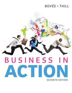 Cover of Business in Action