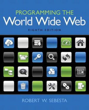 Cover of Programming the World Wide Web