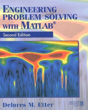 Cover of Engineering problem solving with MATLAB