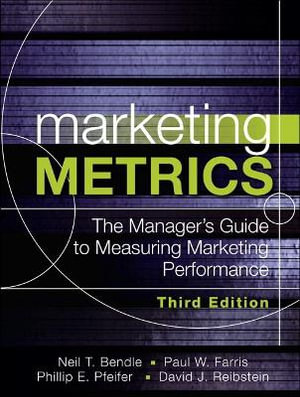 Cover of Marketing Metrics