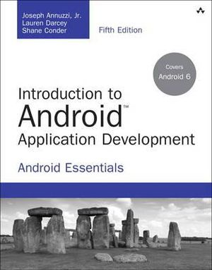 Cover of Introduction to Android Application Development