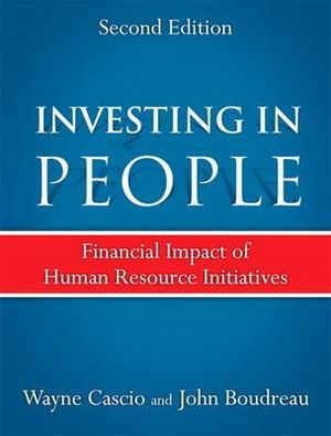 Cover of Investing in People