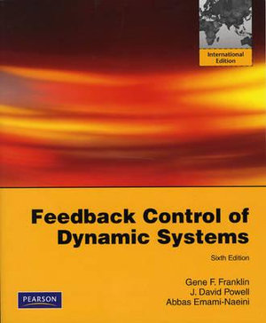 Cover of Feedback Control of Dynamic Systems:\ Pearson International Edition     Mechanical Version