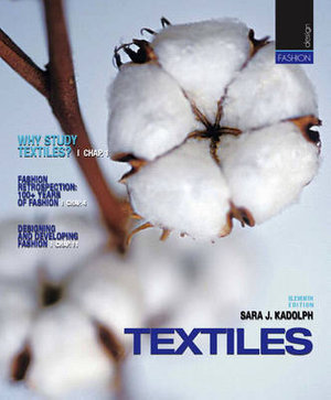 Cover of Textiles