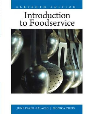 Cover of Introduction to Foodservice
