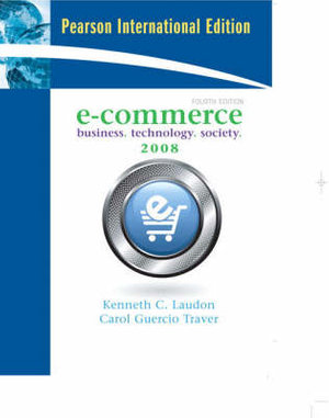 Cover of E-commerce