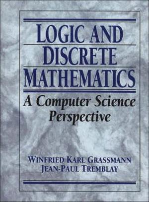 Cover of Logic & Discrete Mathemtcs:Cmptr Sci Perspc