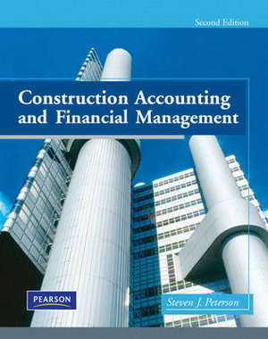 Cover of Construction Accounting and Financial Management