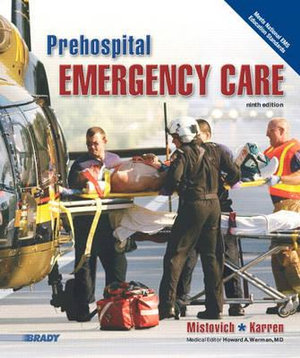 Cover of Prehospital Emergency Care