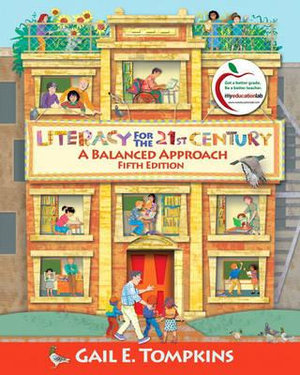 Cover of Literacy for the 21st Century
