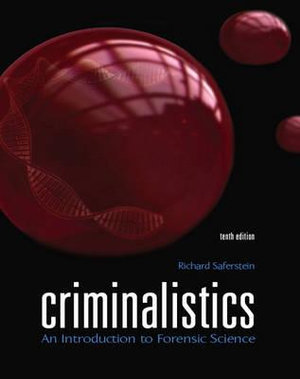 Cover of Criminalistics