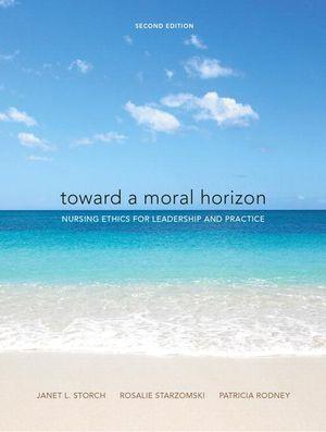 Cover of Toward a Moral Horizon