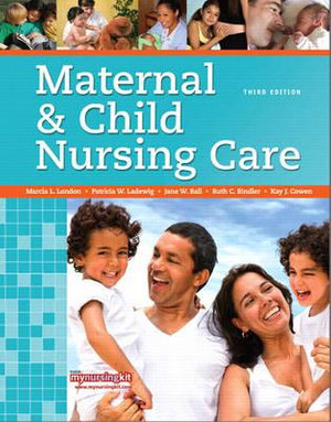 Cover of Maternal & Child Nursing Care