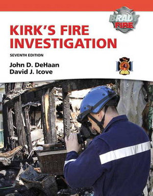 Cover of Kirk's Fire Investigation