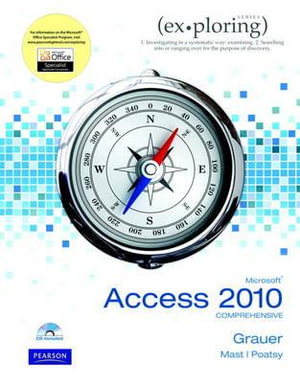Cover of Exploring Microsoft Access 2010 Comprehensive