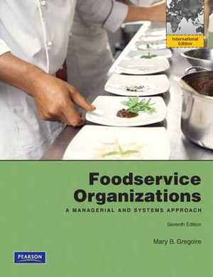 Cover of Foodservice Organizations