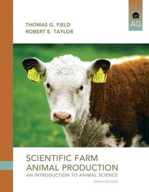 Cover of Scientific Farm Animal Production